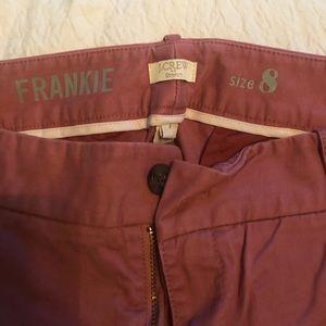 J-Crew Frankie Chino Pant